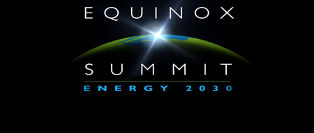 This is the logo of the Equinox Summit
