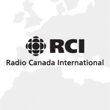 This is the logo of RCI Radio Canada International